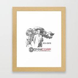 OMNICORP Framed Art Print