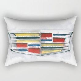 Cadillac #1 Rectangular Pillow