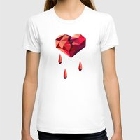 vector T-shirts featuring Heart vector by Tony Vazquez