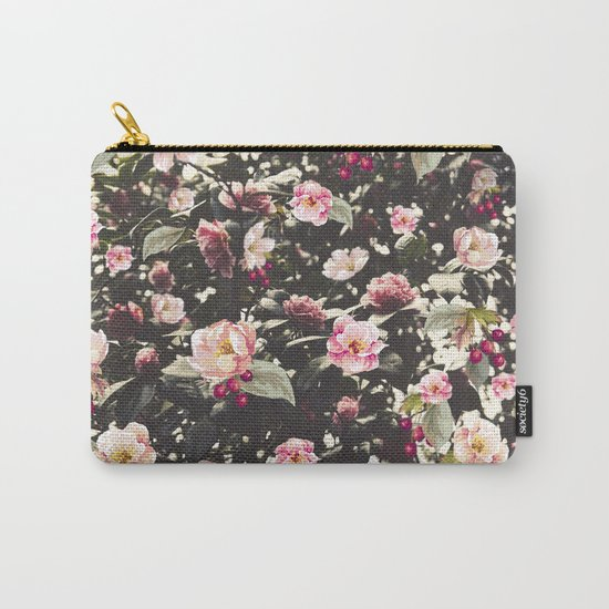 Beat Around The Rosebush Carry-All Pouch