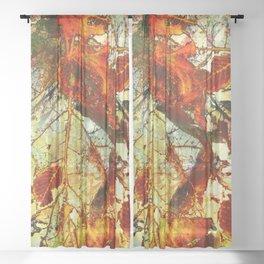 automn Sheer Curtain