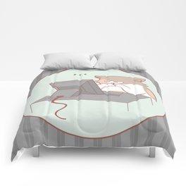 Hrm. Comforters