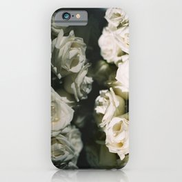 double roses iPhone Case