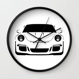 gt3 rs Wall Clock