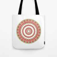 teeth Tote Bags featuring Teeth by Marc Christoforidis