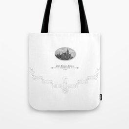Danvers - State Insane Asylum, Danvers, MA Tote Bag