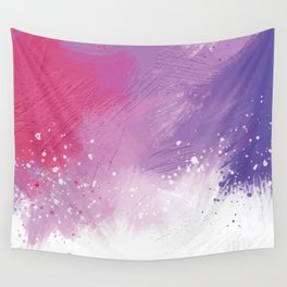 Paint Brushing Wall Tapestry