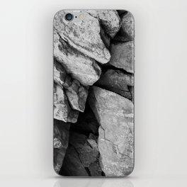Cunningham Falls Rock Study 2 iPhone Skin