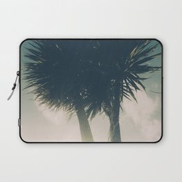 Sun blasted Palm trees Laptop Sleeve