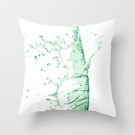 water 1 Throw Pillow