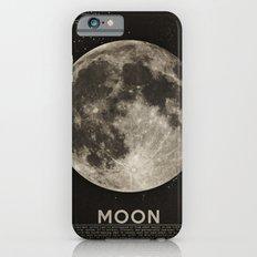 The Moon Slim Case iPhone 6s