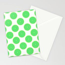 Green Apple Lollies Stationery Cards