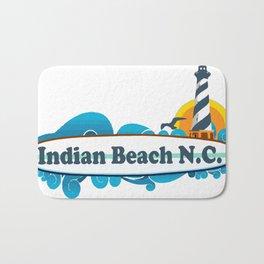 Indian Beach - North Carolina. Bath Mat