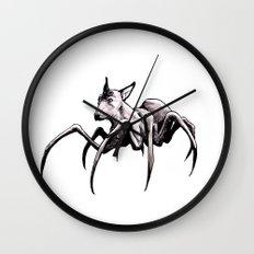 Spider-Dog Wall Clock