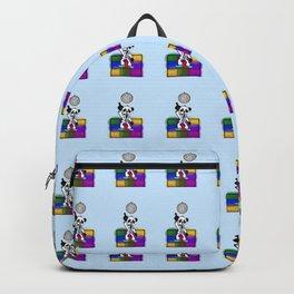 Groovy Disco Panda Backpack