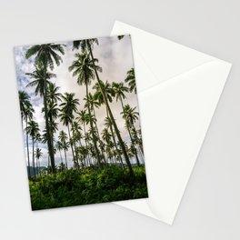 Palm Trees Kauai Hawaii Printable Wall Art | Tropical Beach Nature Ocean Coastal Travel Photography Print Stationery Cards