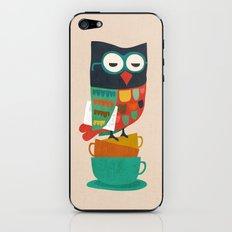 Morning Owl iPhone & iPod Skin