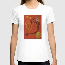 La Chica con el Craneo en el Pelo: The Girl With a Skull In Her Hair T-shirt