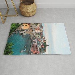 Vernazza, Italy (Portrait) Rug