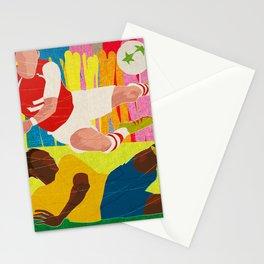 Deciding Game. Stationery Cards