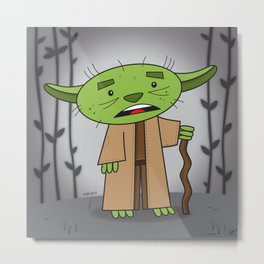 Judge me by my size, do you? Metal Print