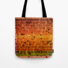 Relaxing Pattern Tote Bag