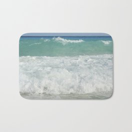Carribean sea 9 Bath Mat