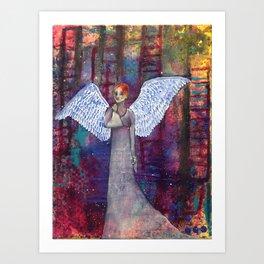 Many Paths to Heaven Art Print