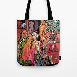Tantric Carnival Tote Bag