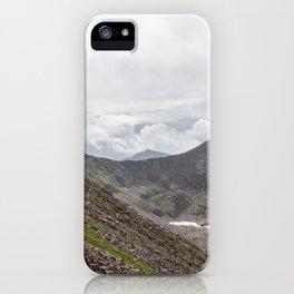Ben Nevis Mountain Ridge iPhone Case