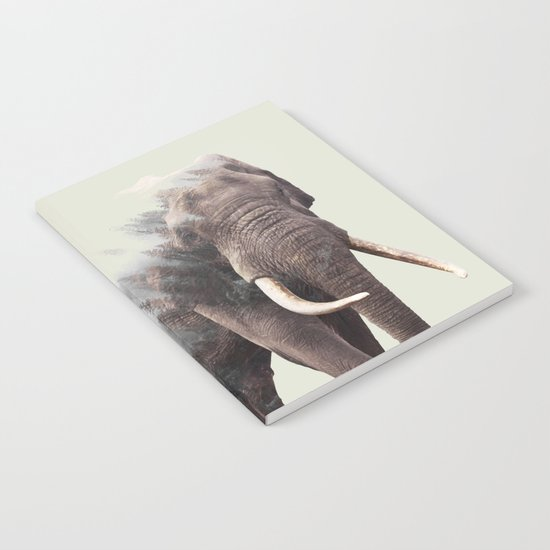 Elephantastic #society6 #decor #buyart Notebook