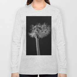 Dandelion in the dark Long Sleeve T-shirt