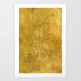 I Dieci Mondi (10.Buddita') Art Print