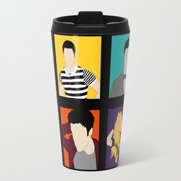 From Harry To Hedwig Travel Mug