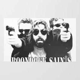 Boondock Saints Rug
