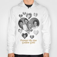 golden girls Hoodies featuring The Golden Girls by BeeJL