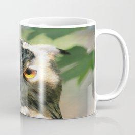 Owl in the light Coffee Mug