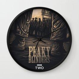 Peaky Blinders Wall Clock