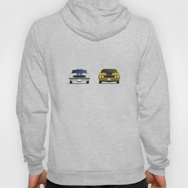 Drag race Hoody