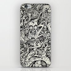The Adept, or, a Freakish Transfiguration iPhone Skin