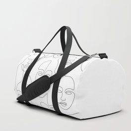 Beauty Portraits Duffle Bag