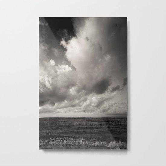 summer ver.black Metal Print