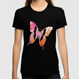 Abstract Paint Pattern T-shirt