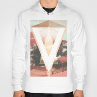 """gta v Hoodies featuring """"V"""" by Grant Pearce"""