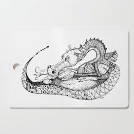 Dragon Eggs Cutting Board
