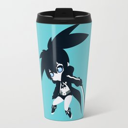 Black Rock Shooter Travel Mug
