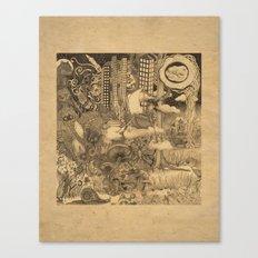 Paul's Dream Canvas Print