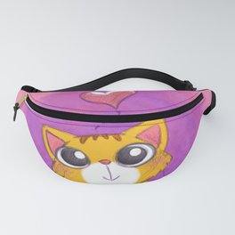 Purrfect Love! Fanny Pack