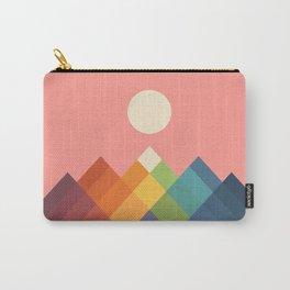 Rainbow Peak Carry-All Pouch