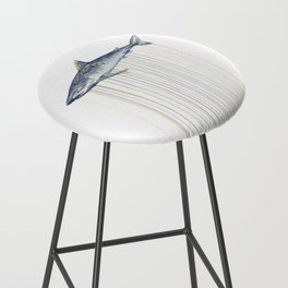 Tiger Shark Bar Stool